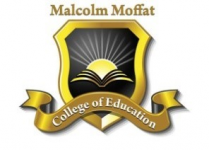 Logo of Malcolm Moffat College of Education